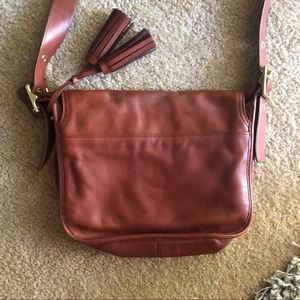 Coach Bags - Brown Leather Coach Purse